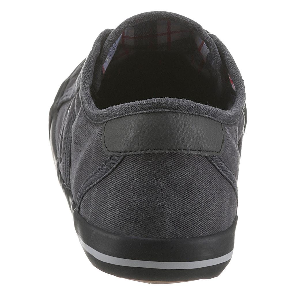 Mustang Shoes Sneaker, im Used-Look