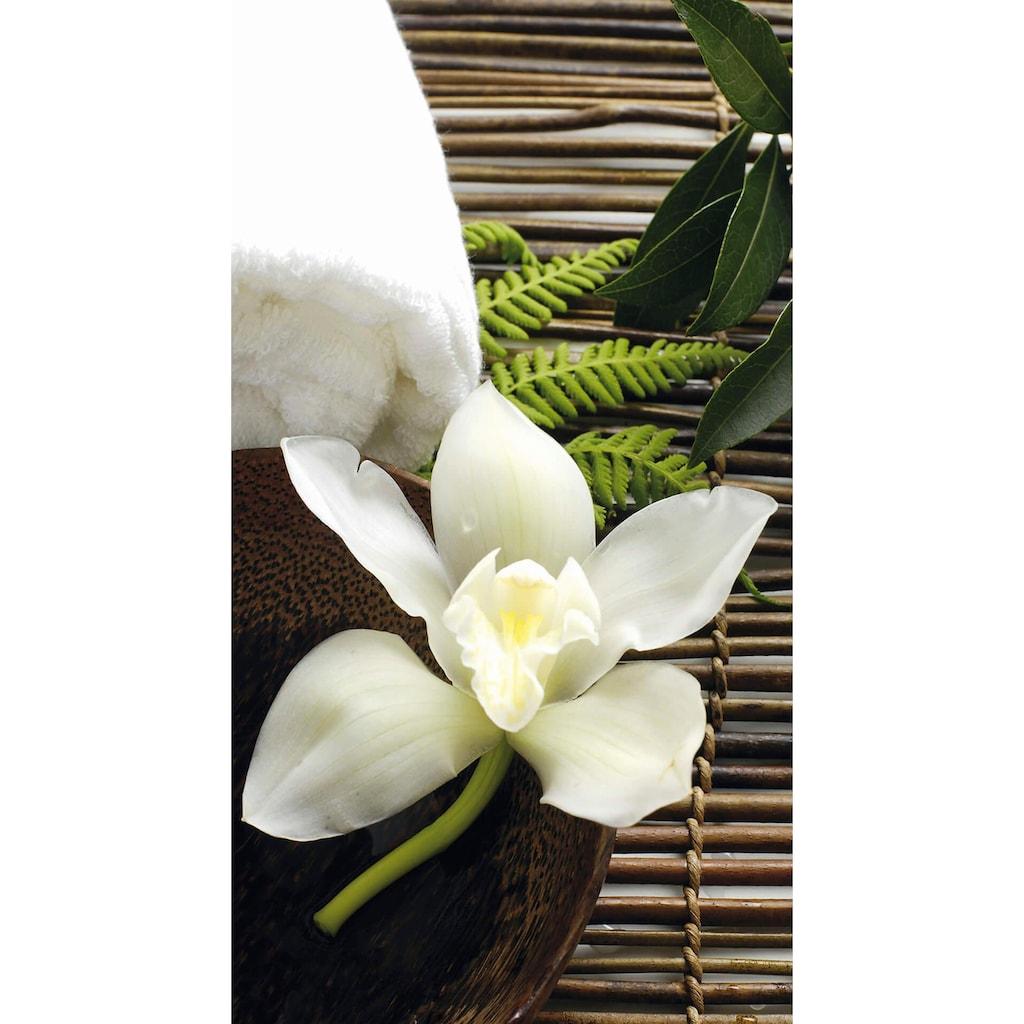 Wall-Art Vliestapete »Wellness Orchidee«