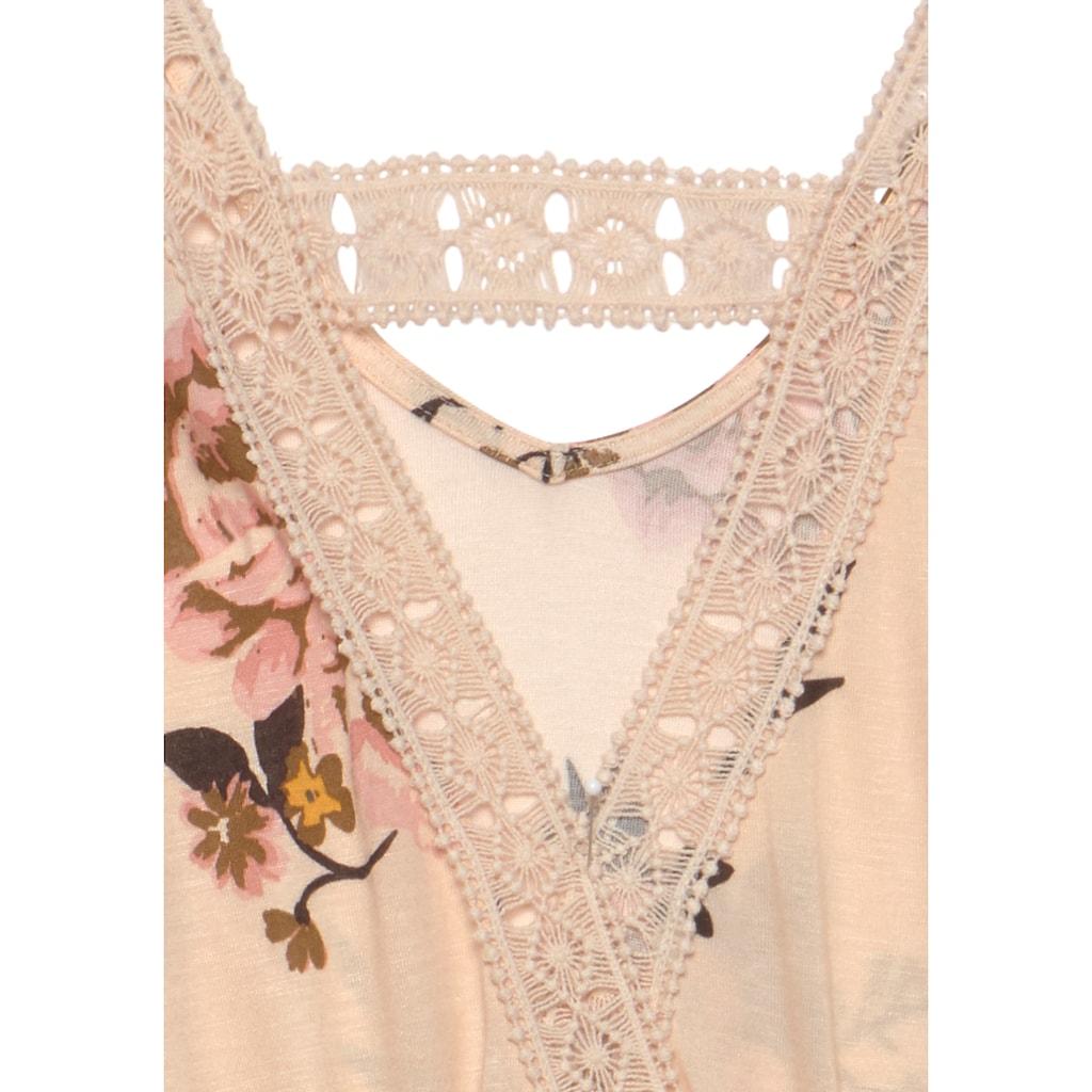 s.Oliver Beachwear Jerseykleid