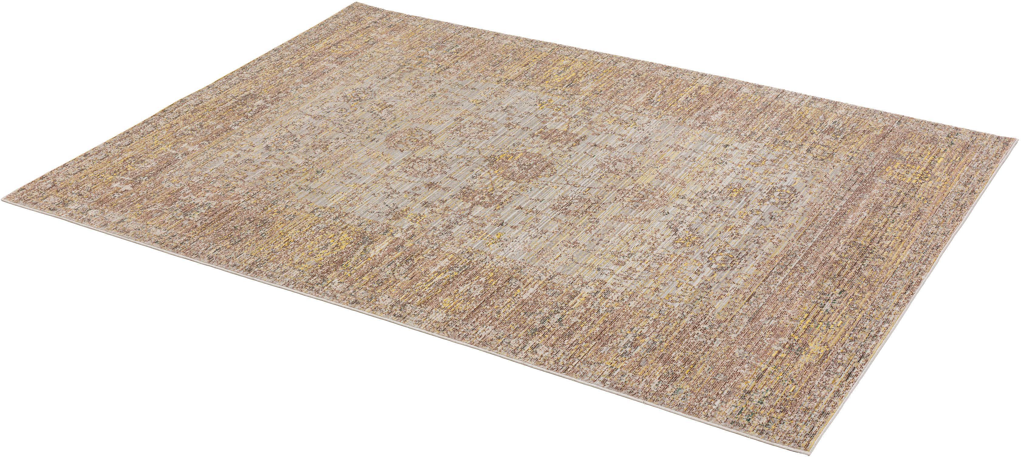 Teppich Shining 8 SCHÖNER WOHNEN-Kollektion rechteckig Höhe 5 mm