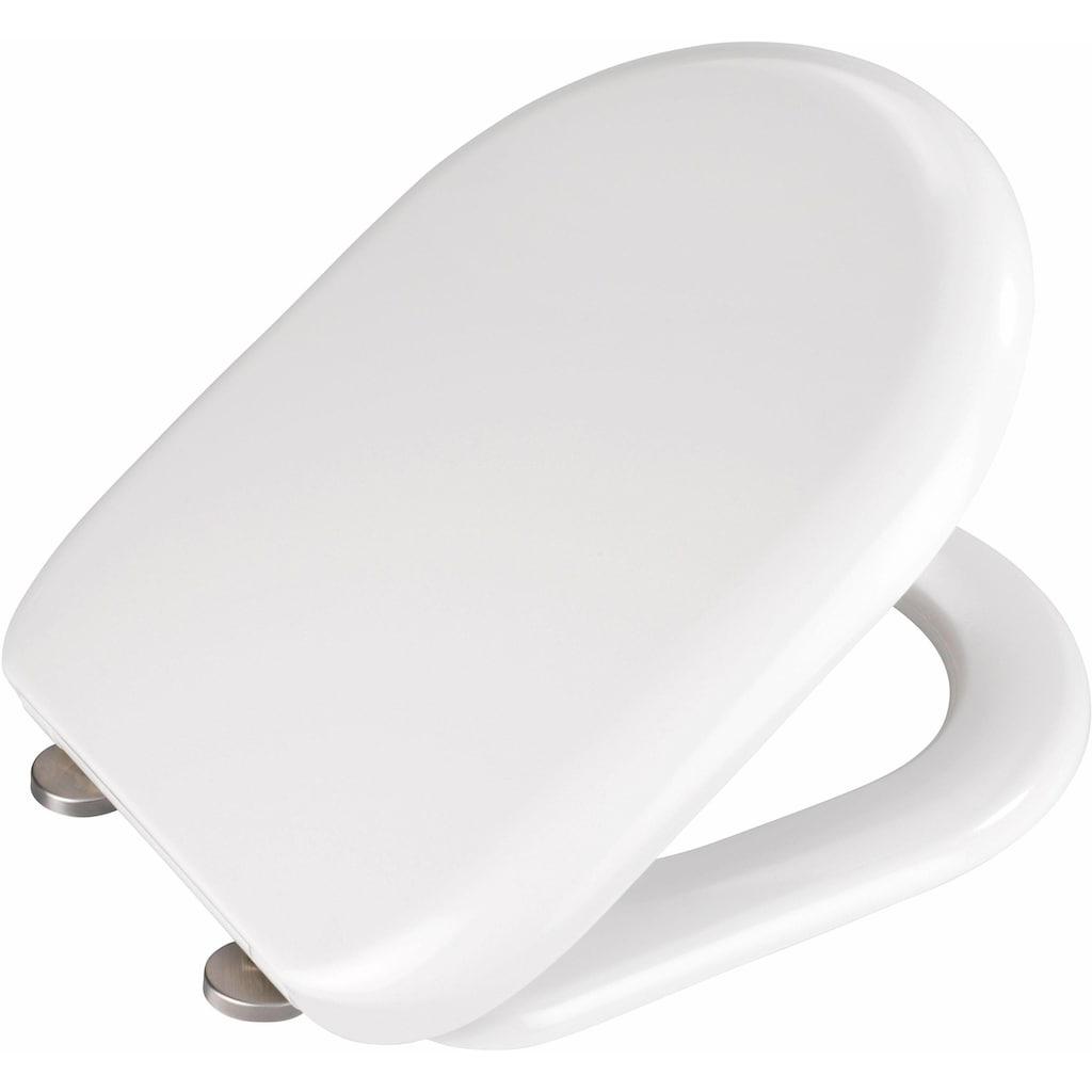 WENKO WC-Sitz »Santana«
