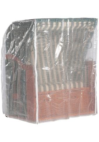 Sonnen Partner Strandkorb-Schutzhülle, für Strandkörbe, BxLxH: 155x105x160 cm, anthrazit kaufen