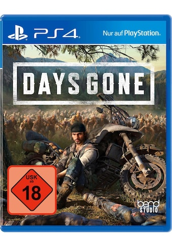 Days Gone PlayStation 4 kaufen