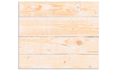 Artland Küchenrückwand »Holzstruktur« kaufen