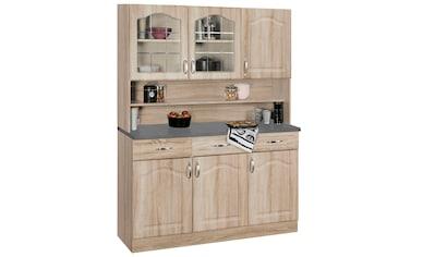 Günstige einbauküchen ohne elektrogeräte  Küchenzeilen ohne E Geräte günstig online kaufen | BAUR