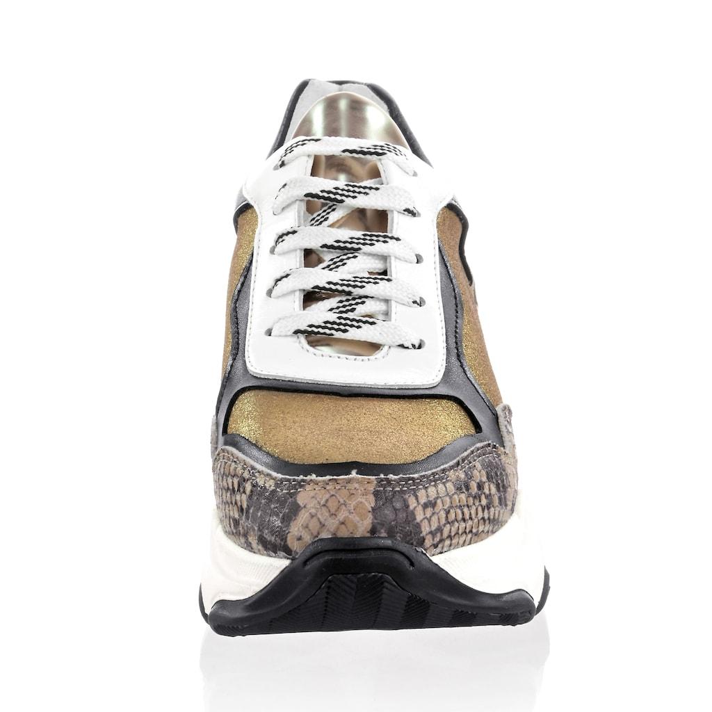 Alba Moda Sneaker, mit Chunky-Sohle