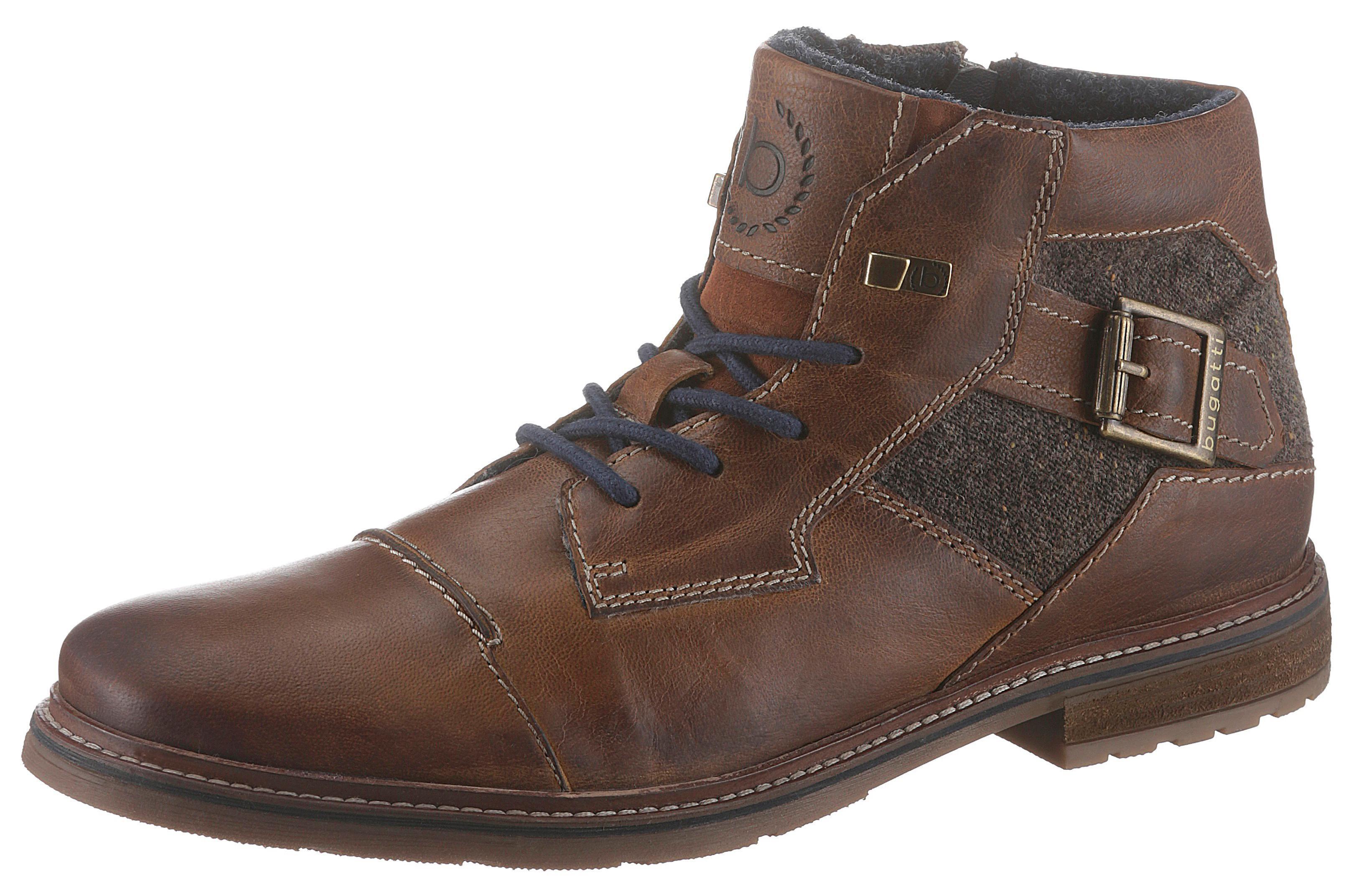 bugatti Schnürboots Vandall II | Schuhe > Boots | Bugatti
