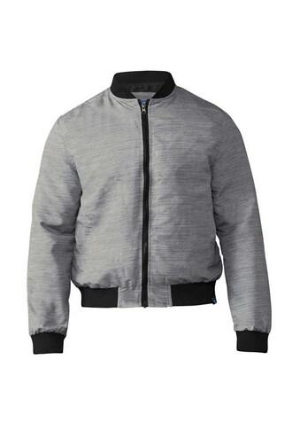 Duke Clothing Lederjacke »Herren-Bomberjacke gefüttert« kaufen
