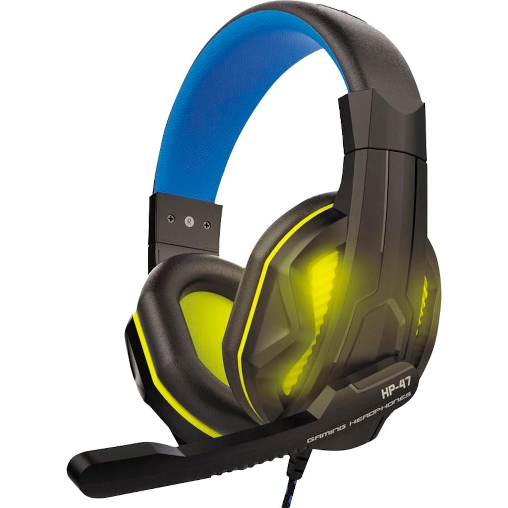 Steelplay Gaming-Headset »HP47«