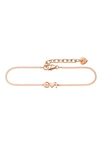 "CAÏ Armband »925/ -  Sterling Silber rotvergoldet ""cai""« kaufen"