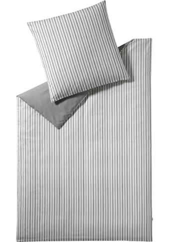 Wendebettwäsche »Herringbone«, Esprit kaufen