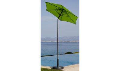 GARTEN GUT Sonnenschirm »Push up Schirm Rom« kaufen