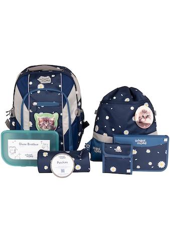 SCHOOL-MOOD® Schulrucksack »Loop Air+, Lotta«, retroreflektierende Flächen, aus... kaufen