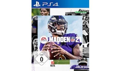 Madden NFL 21 PlayStation 4 kaufen