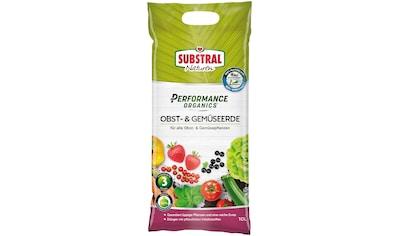 SUBSTRAL Tomaten -  und Gemüseerde »Naturen Performance Organics«, 10 Liter kaufen