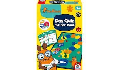 Schmidt Spiele Spiel »Das Quiz mit der Maus Spiel«, Made in Germany kaufen