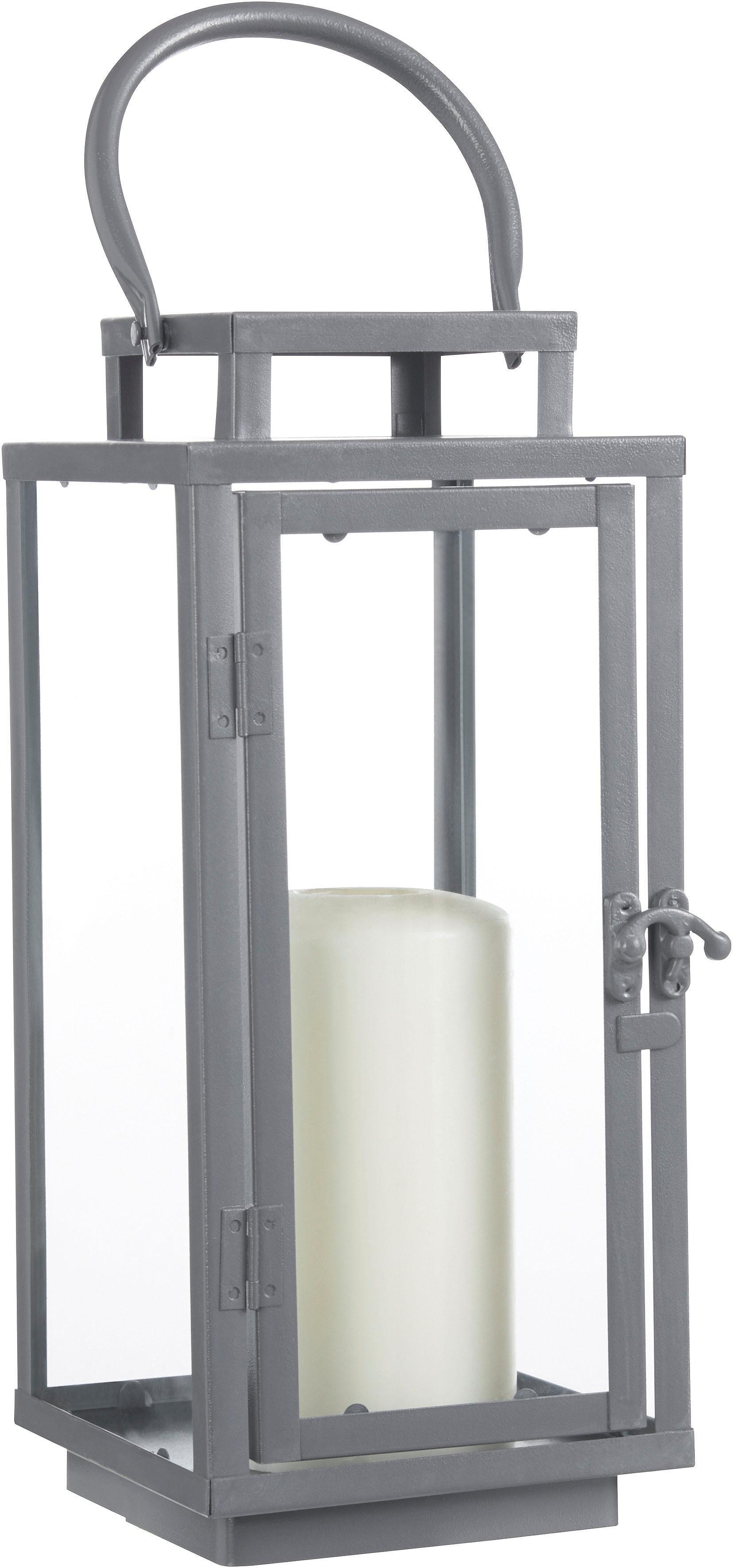 andas Laterne Wohnen/Accessoires & Leuchten/Wohnaccessoires/Kerzen & Laternen/Kerzenhalter