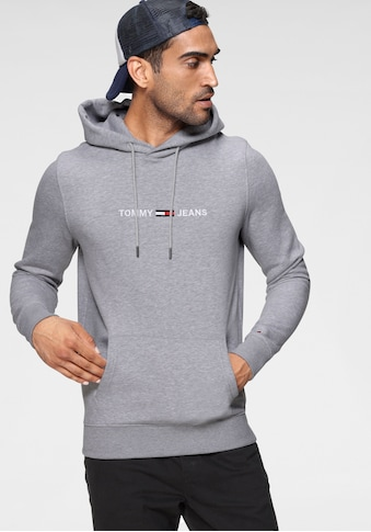 TOMMY JEANS Kapuzensweatshirt »TJM STRAIGHT LOGO HOODIE« kaufen
