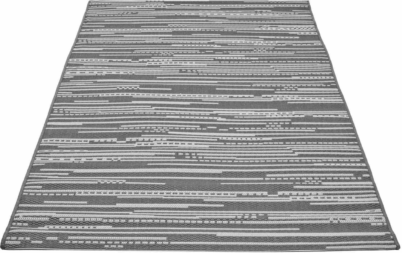Teppich Sun 600 Carpet City rechteckig Höhe 5 mm maschinell gewebt