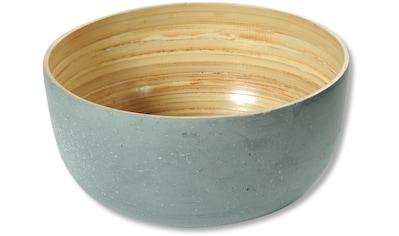KESPER for kitchen & home Schüssel Bambus kaufen