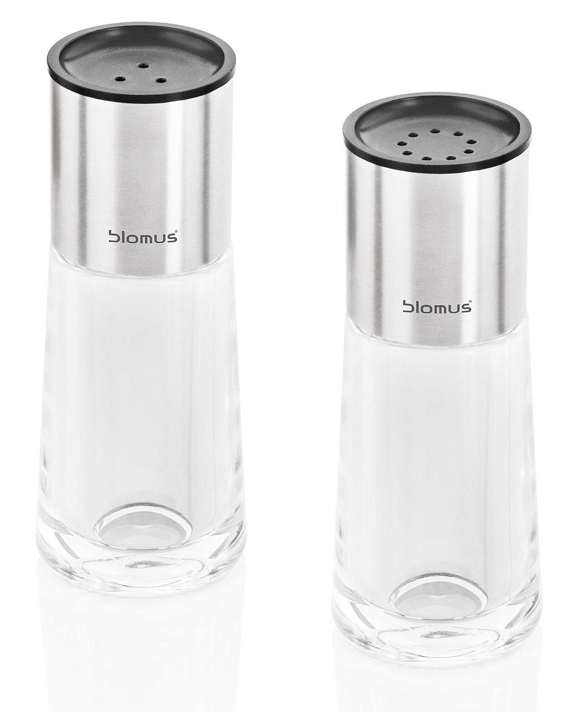BLOMUS Salz- / Pfefferstreuer (Set 2-tlg) Wohnen/Haushalt/Haushaltswaren/Geschirr, Porzellan & Tischaccessoires/Tischaccessoires/Salzstreuer, Zuckerstreuer & Pfefferstreuer