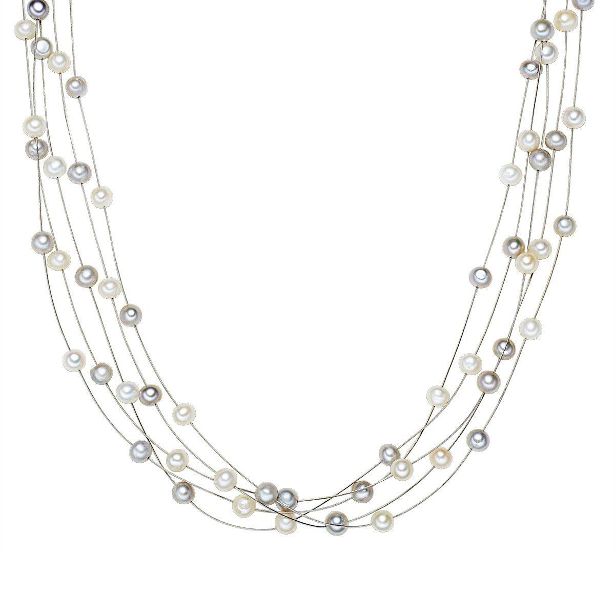 Valero Pearls Perlenkette X131 | Schmuck > Halsketten > Perlenketten | Valero Pearls