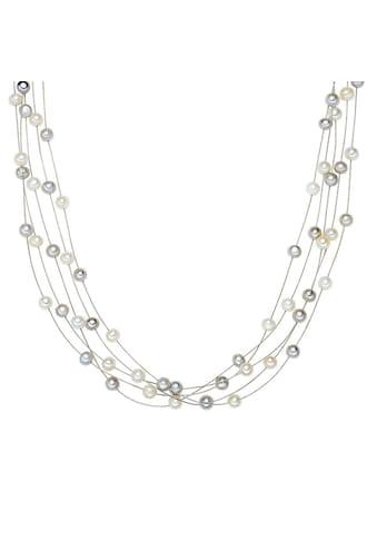 Valero Pearls Perlenkette »X131«, (1 tlg.), aus Süßwasser-Zuchtperlen kaufen