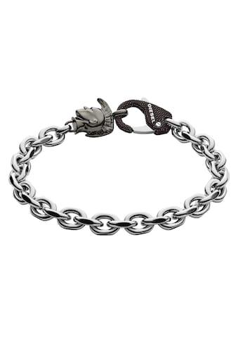 Diesel Armband »STEEL,DX1146040« kaufen