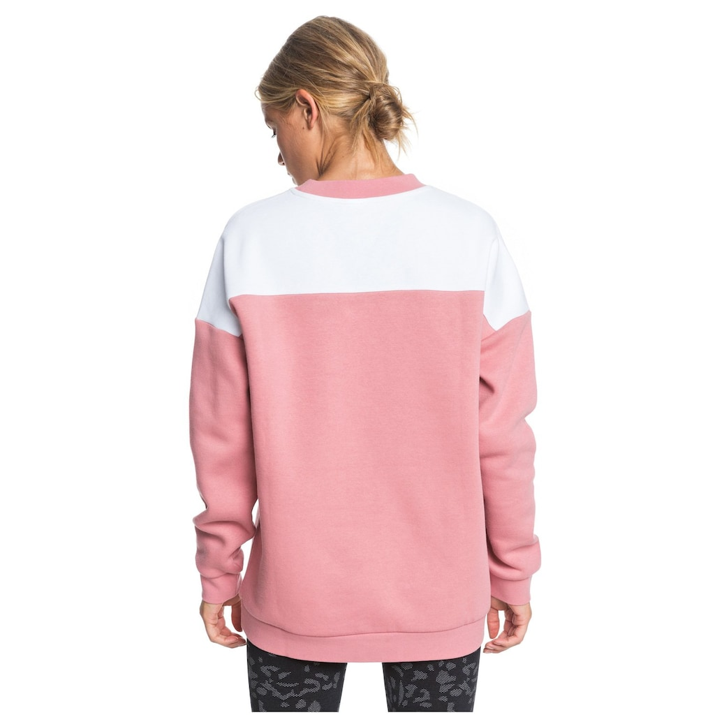 Roxy Sweatshirt »For The First Time«