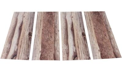 MySpotti Duscheinlage »Klebefliese Stepon Dschungelbrücke«, (Set, 4 tlg.), antirutsch kaufen