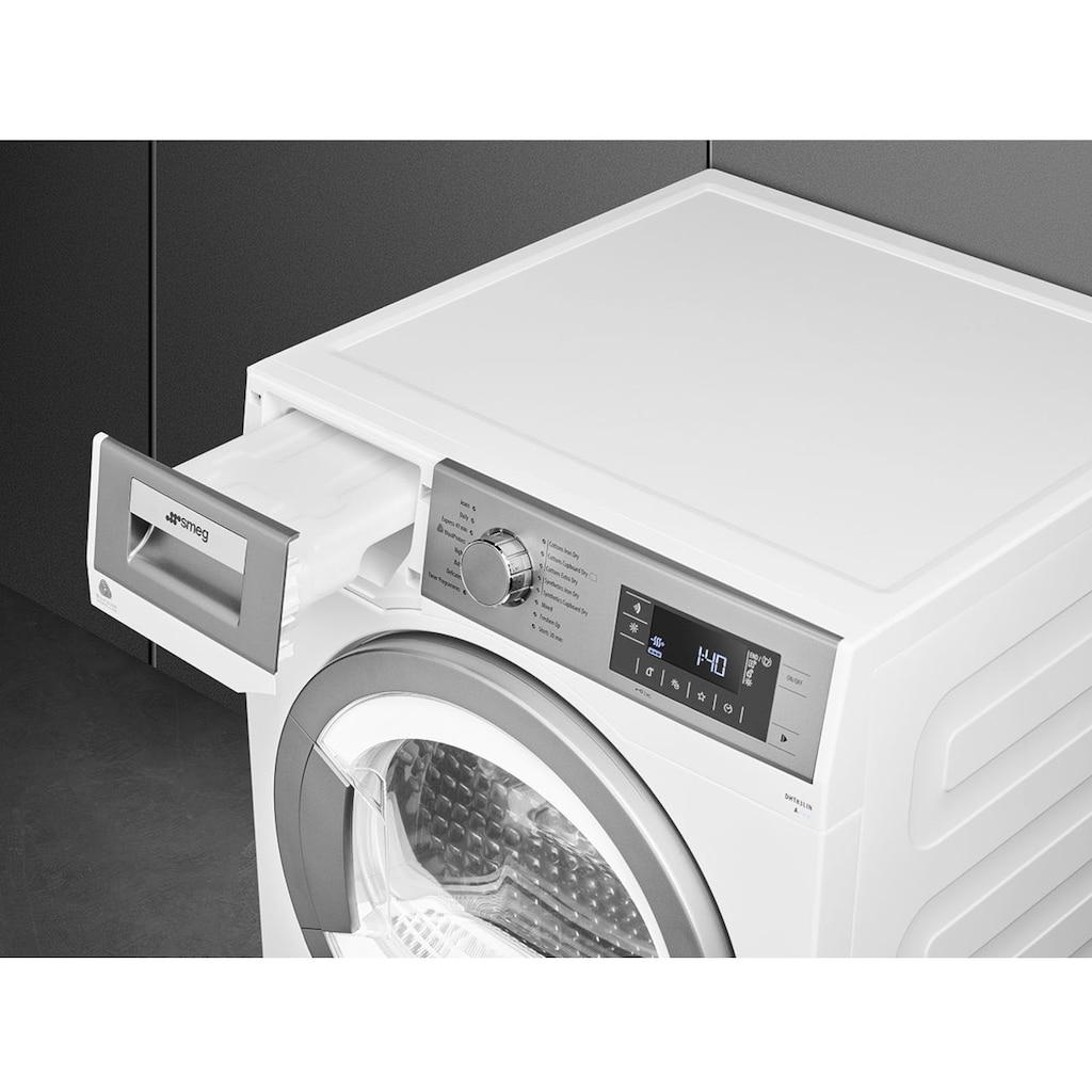 Smeg Wärmepumpentrockner »DHT83LIN«, 8 kg