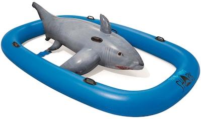 BESTWAY Schwimmtier »Haifisch«, BxLxH: 188x297x71 cm kaufen