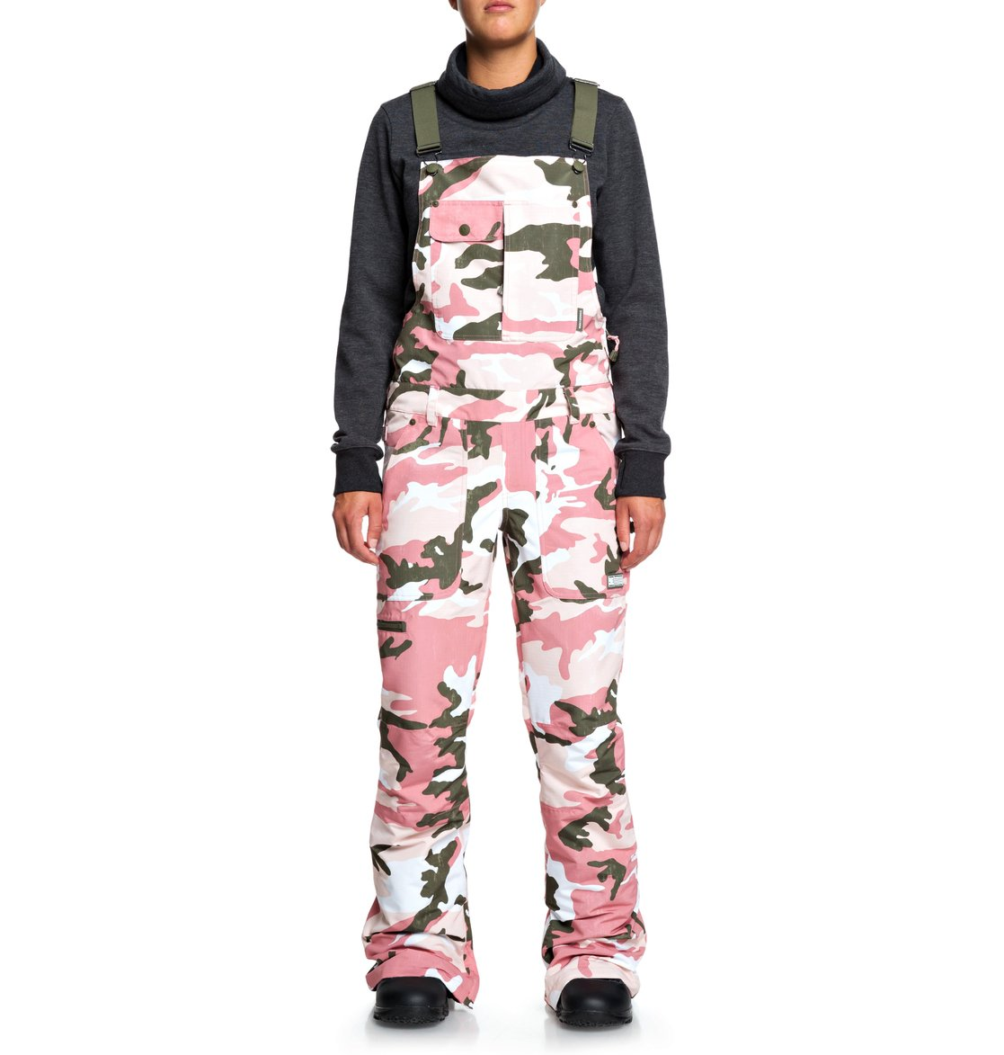DC Shoes Snowboardhose Collective | Sportbekleidung > Sporthosen > Snowboardhosen | Rosa | Dc Shoes