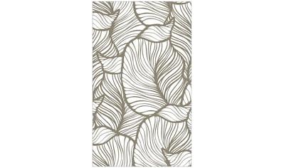 MySpotti Fensterfolie »Look Leaves beige«, halbtransparent, glattstatisch haftend, 60... kaufen