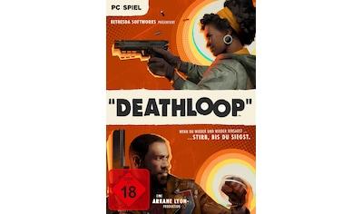 Bethesda Spiel »Deathloop«, PC kaufen