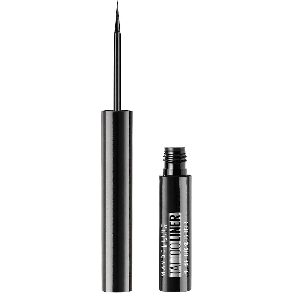 MAYBELLINE NEW YORK Eyeliner »Tattoo Liner Liquid Ink«