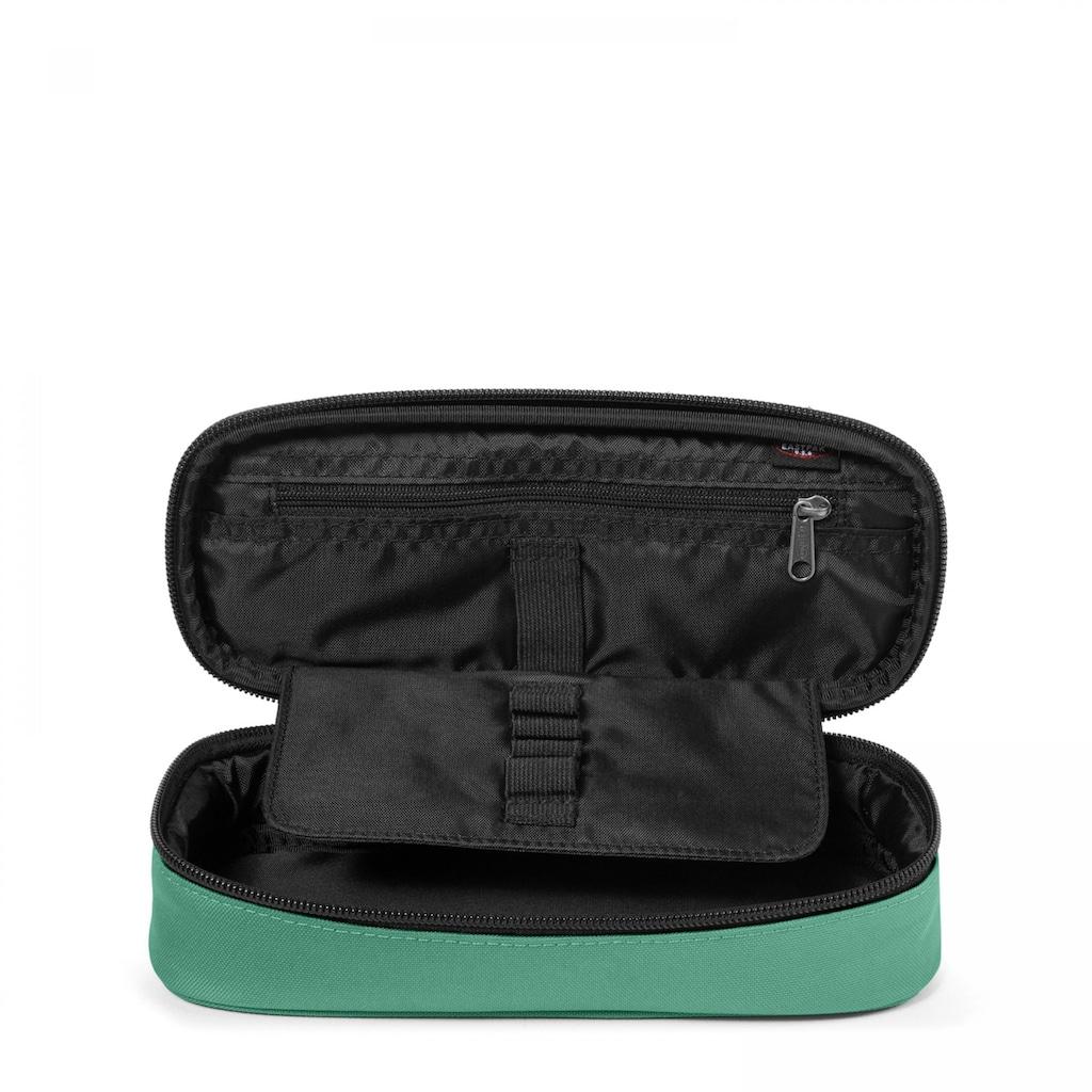 Eastpak Schreibgeräteetui »OVAL SINGLE, Melted Mint«, enthält recyceltes Material (Global Recycled Standard)