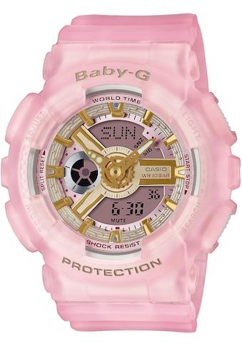 CASIO BABY-G Chronograph »BA-110SC-4AER« kaufen