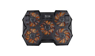 DELTACO Laptop - Kühler, 1000 - 1300 U/min; 5x140mm; Lüfter »Laptop - Kühler« kaufen
