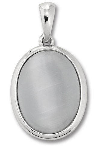 ONE ELEMENT Paar Ohrhänger »Ohrringe / Ohrstecker aus 925 Silber imit. Mondstein« kaufen
