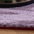 Obsession Fellteppich »My Flamenco 425«, rechteckig, 18 mm Höhe, Kunstfell, changierende Farben, besonders weich, Wohnzimmer