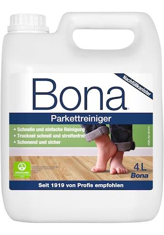 Bona Fussbodenreiniger, (1 St.), für Parkett, 4 l Inhalt, GREENGUARD-zertifizierter... kaufen