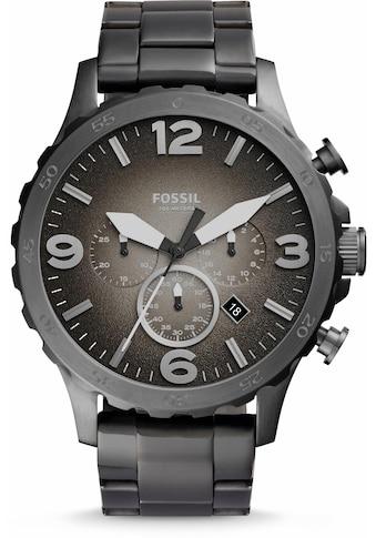 Fossil Chronograph »NATE, JR1437« kaufen