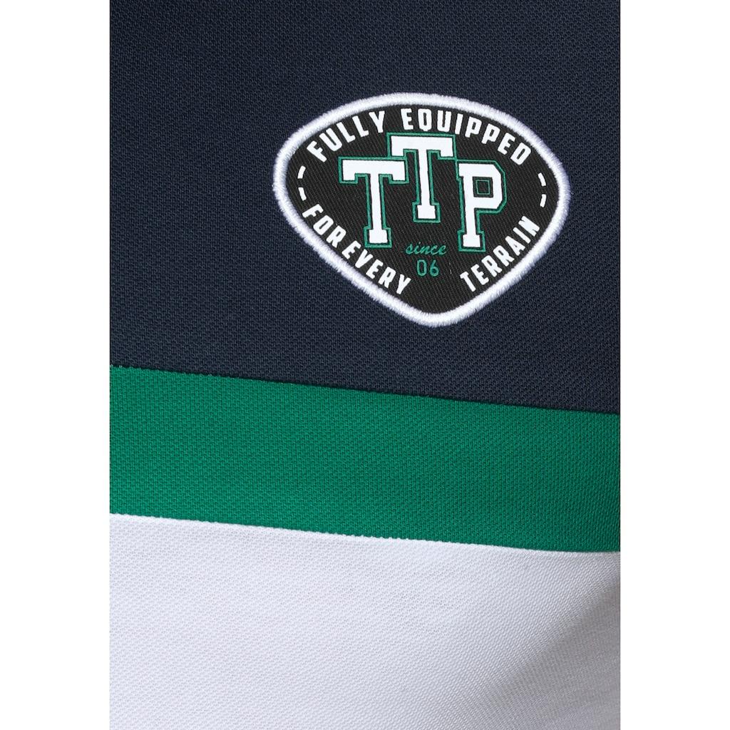 TOM TAILOR Polo Team Poloshirt