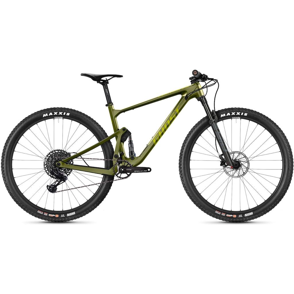 Ghost Mountainbike »Lector FS SF LC U Universal«, 12 Gang, SRAM, XO1 Eagle Schaltwerk, Kettenschaltung