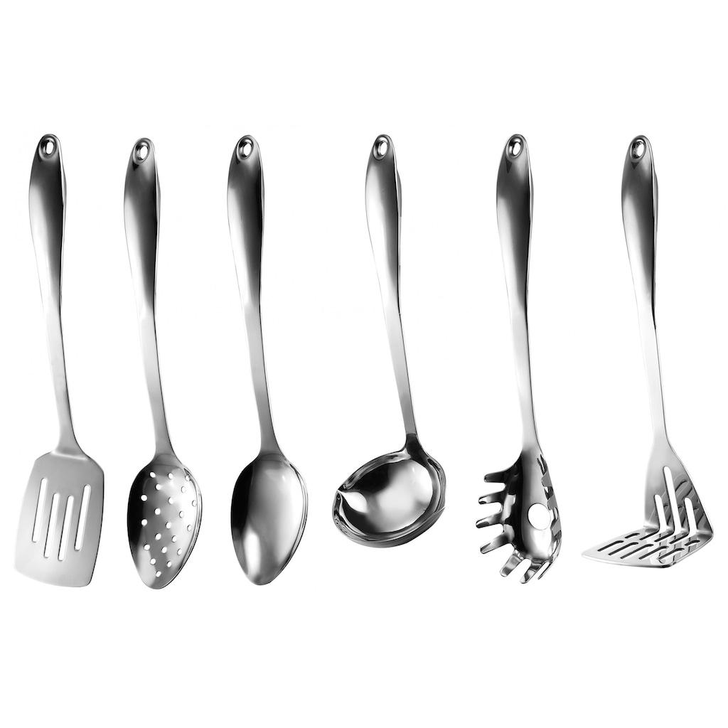 Kopf Küchenhelfer-Set »Merkur«, (Set, 7 tlg.)
