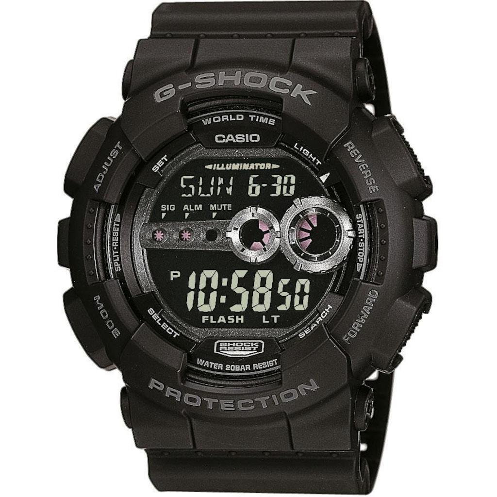 CASIO G-SHOCK Chronograph »GD-100-1BER«