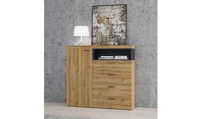 TRENDMANUFAKTUR Highboard »Cara«, Breite 147 cm kaufen