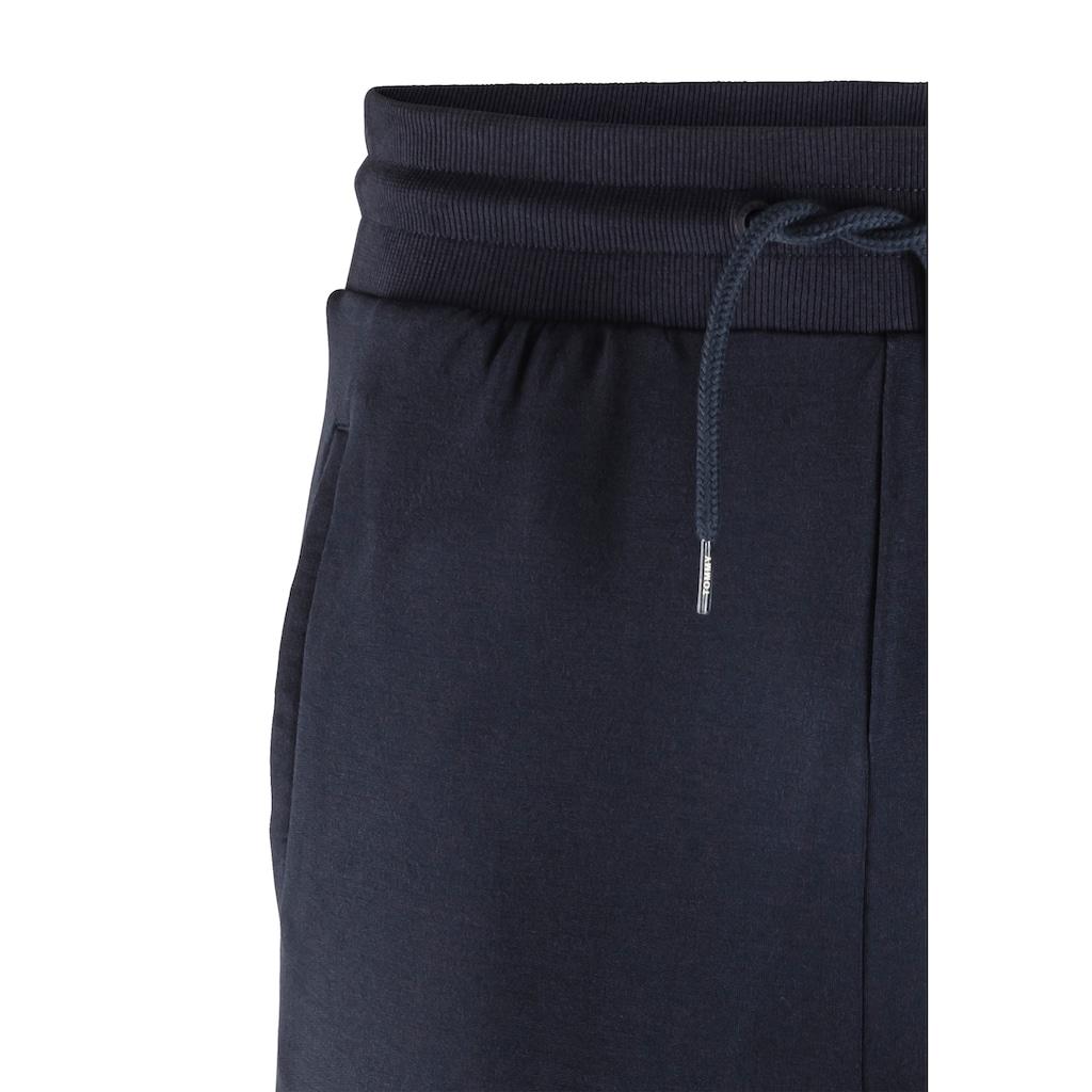 TOMMY HILFIGER Loungehose, elastischer Logobund an den Seiten