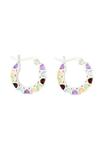 Vivance Paar Creolen »colourful elegance« kaufen